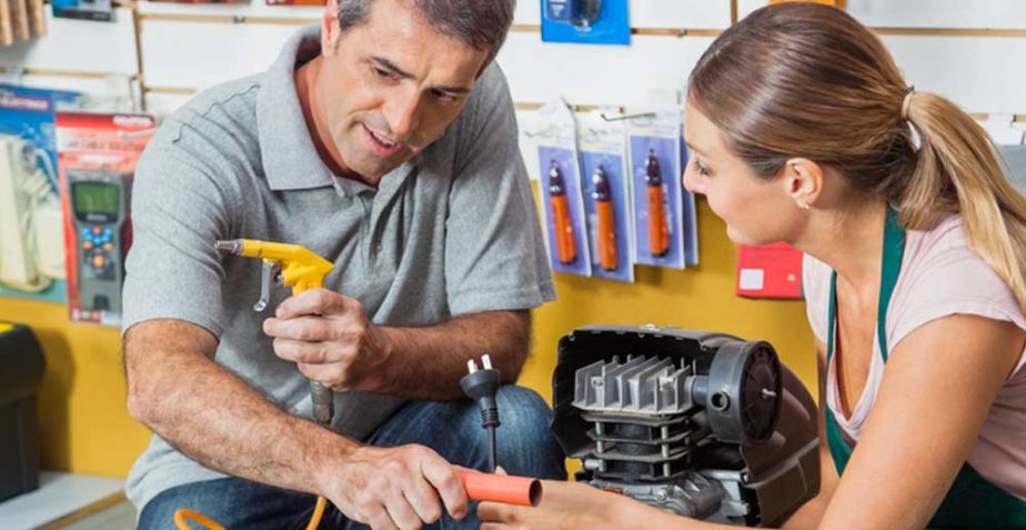 What to Know About Air Compressors