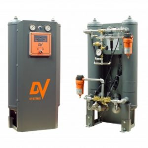 DD Series Heatless Desiccant Air Dryer