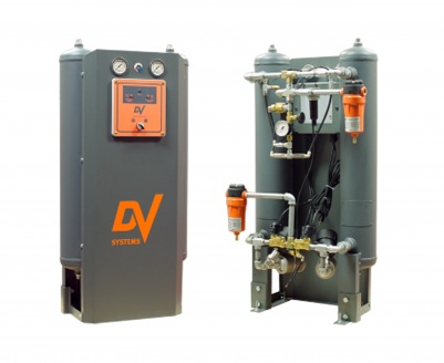 DD Series Heatless Desiccant Air Dryer